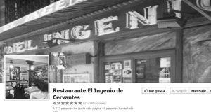 cómo promocionar restaurante en facebook