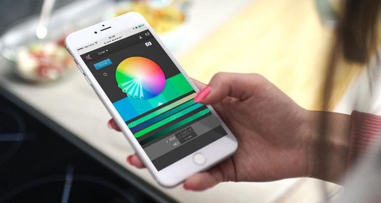 la app de combinaciones de colores para web