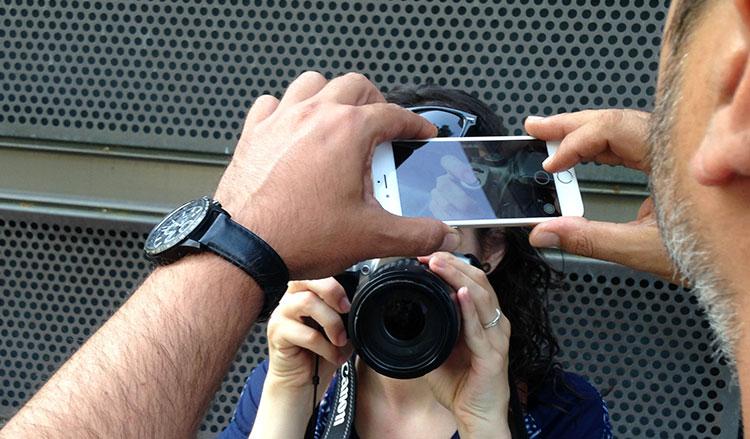 ventajas del video marketing con iPhone6
