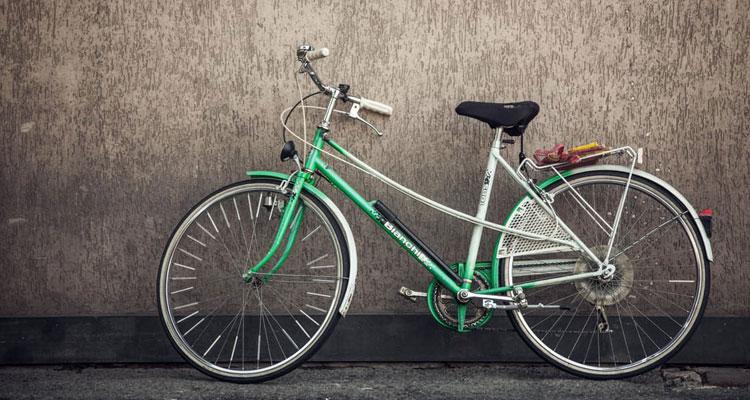 mensajeria bicicleta tienda online