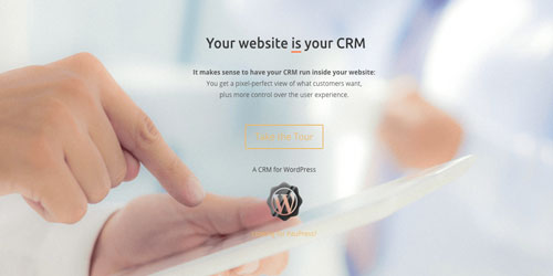 plugins crm para wordpress