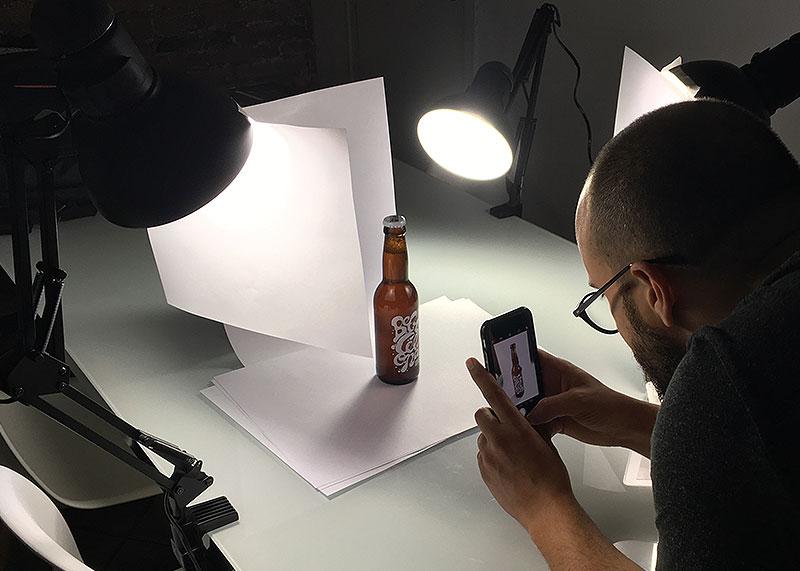 como hacer buenas fotografías de producto con el móvil