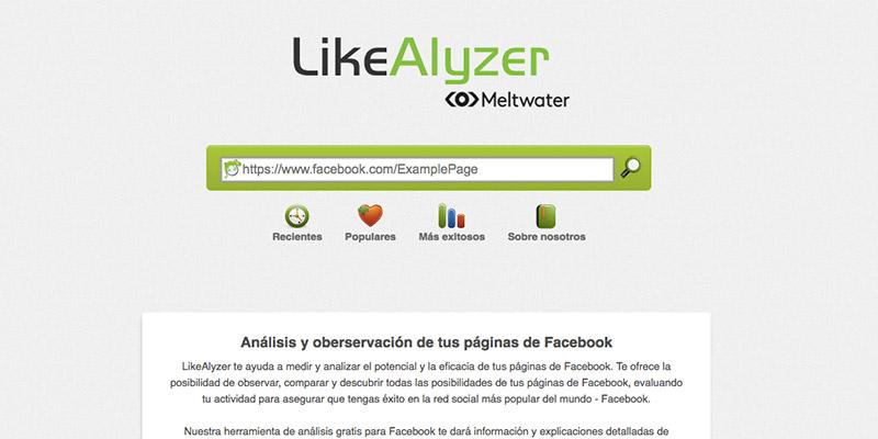 likalizer para optimizar tu pagina de facebook