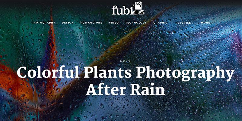 los blogs mejor diseñados - Fubiz