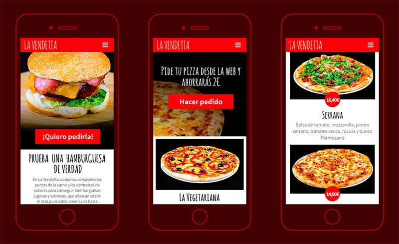 Consejos de como posicionar un restaurante en Google La Vendetta