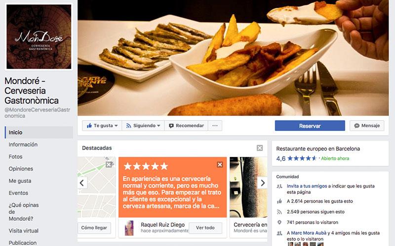 como posicionar un restaurante en Google