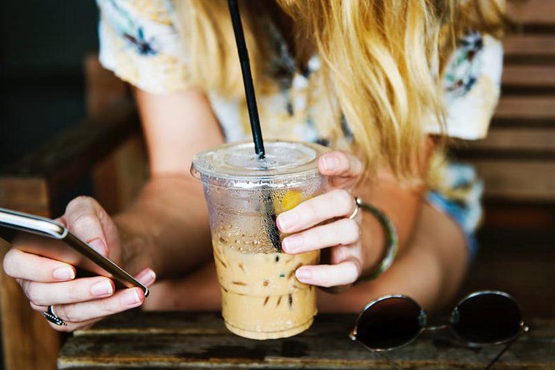 compartir en redes sociales marketing para restaurantes.