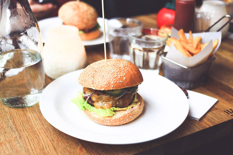 fotos para restaurantes en barcelona