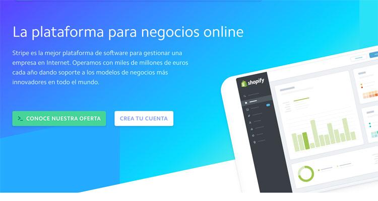 metodos de pago para tienda online