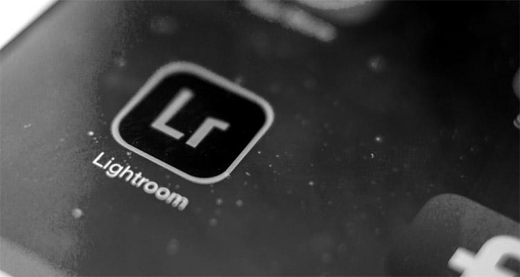 Como editar fotografías desde Lightroom mobile