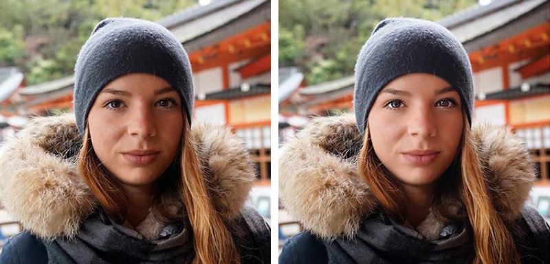 Editar fotos desde Snapseed