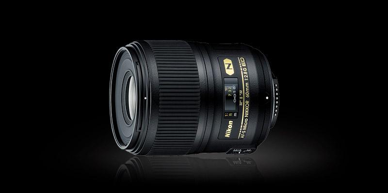 60mm objetivo para fotografia de producto