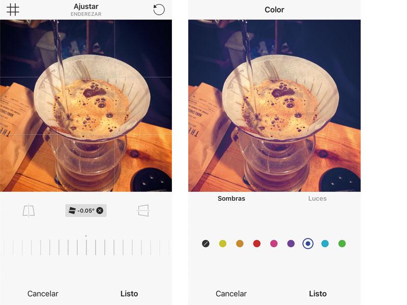 Editar fotografías desde Instagram: olvídate de los filtros