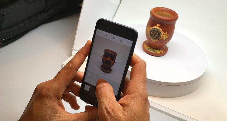 Qué cámara de móvil es mejor para mis fotografías de producto