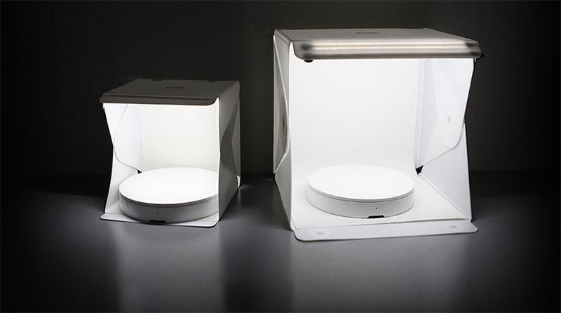 foldio 360 la mejor caja de luz para tus fotos de producto