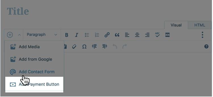 instalar paypal en wordpress