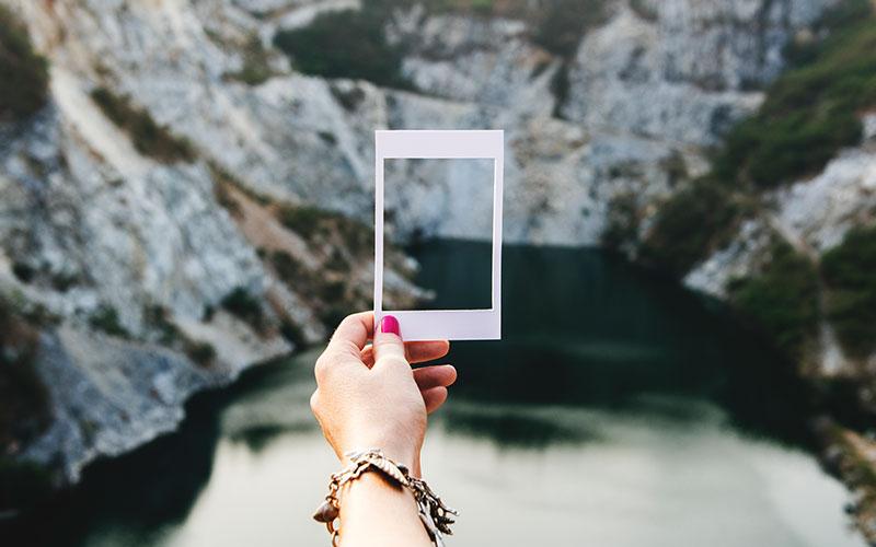 4 Consejos de cómo encuadrar una fotografía para tu tienda online