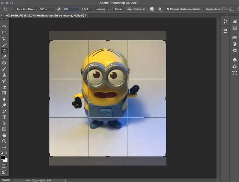 Cómo editar fotografías de producto con photoshop