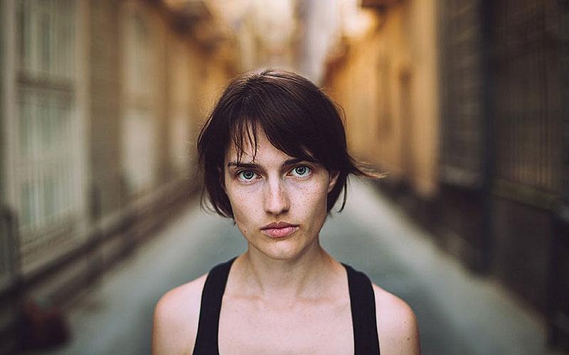 Profundidad de campo en la fotografía de producto retrato