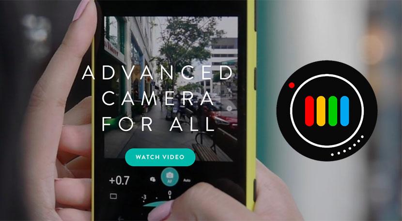 mejores aplicaciones de fotografía para Android ProSHot