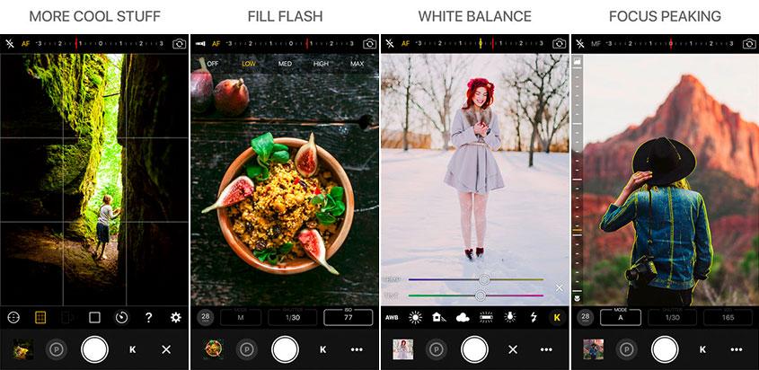mejores aplicaciones de fotografía para iphone Prime-Raw Camera Manual