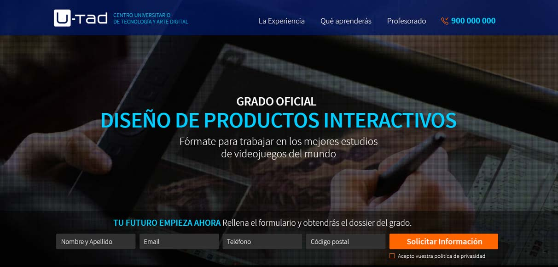 u-tad-project