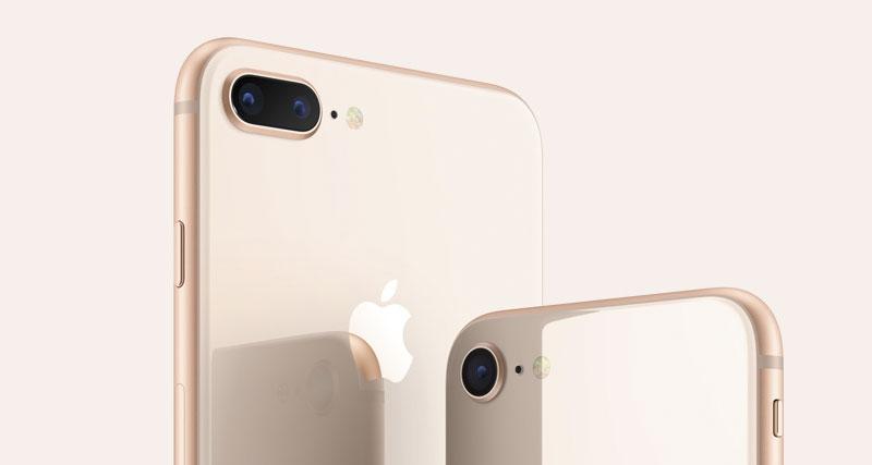 Fotografía de producto para publicidad iphone8