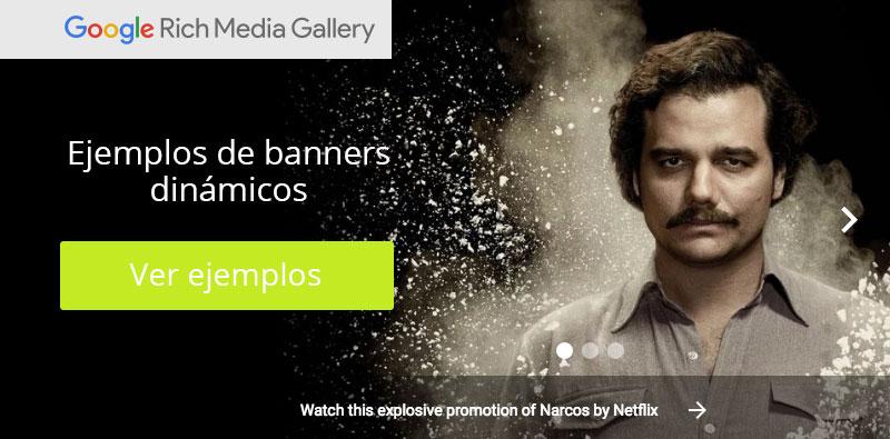 ejemplos de como crear banners dinámicos
