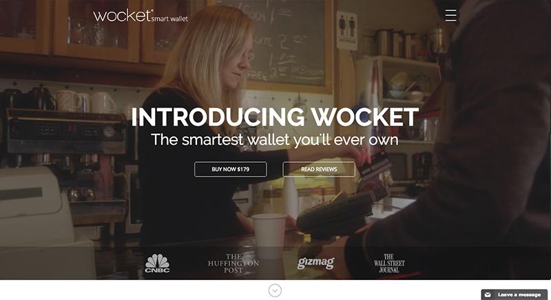 Los mejores diseños en tiendas online wocket smart wallet