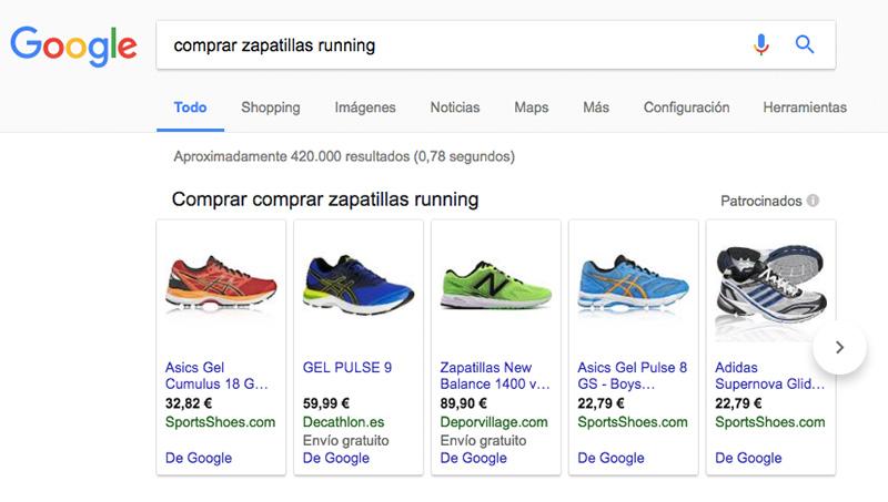 integrar tu tienda online en Google Merchant
