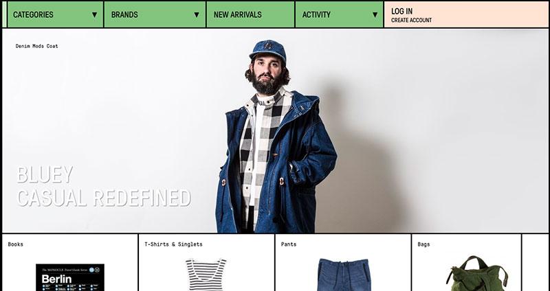 The Practical Man mejores ecommerce de febrero