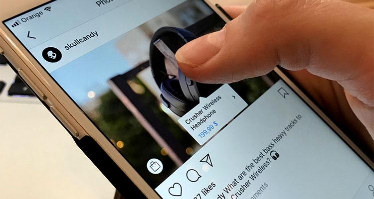 vender tus productos a través de Instagram