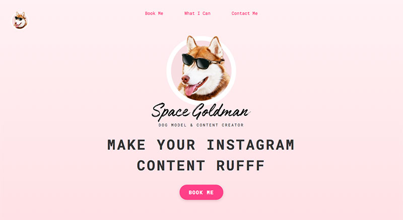 mejores ecommerce del mes space Godlman