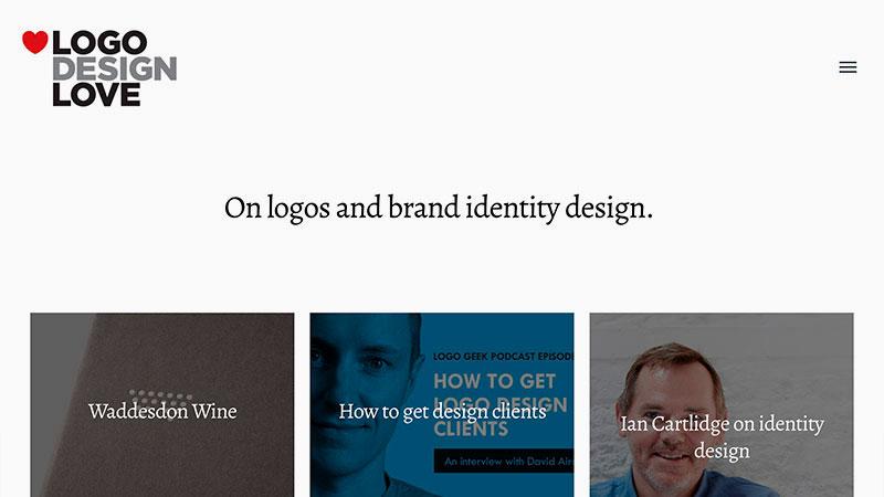 10 blogs de diseño logo design love
