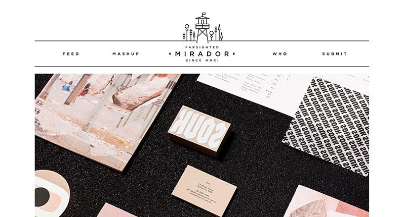 10 blogs de diseño Mirador
