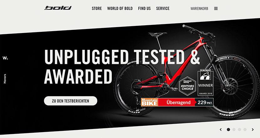 Mejores tiendas online de noviembre Bold Cycles