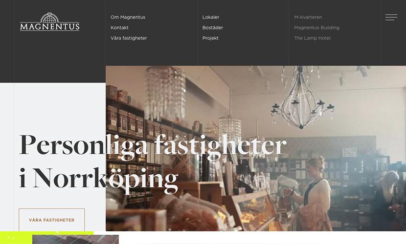 tendencias en diseño web de 2019 Magnentus