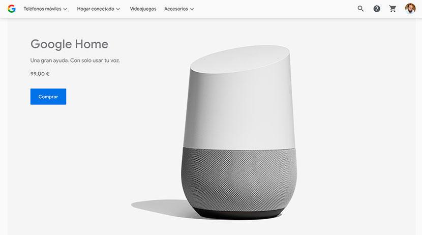 Las mejores tiendas online de junio Google Store