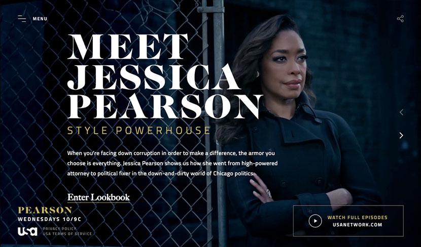 mejores webs del verano Pearson- USA Network