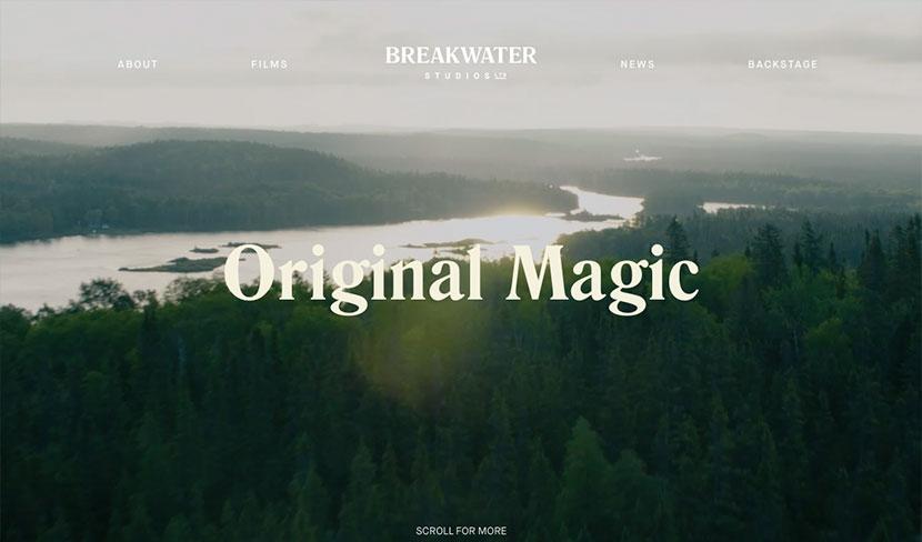10 mejores webs del verano Breakwater Studios