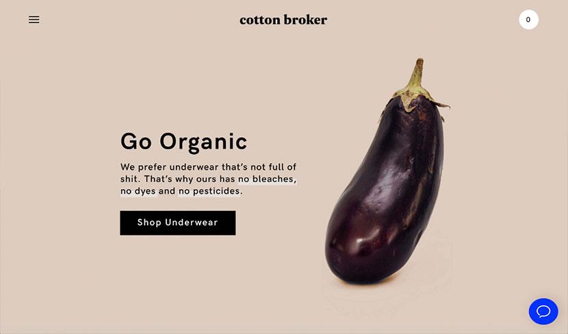 mejores webs y tiendas online del verano Cotton Broker