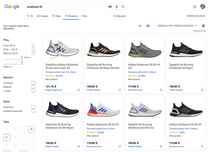 Google Shopping: cómo usarla para vender más